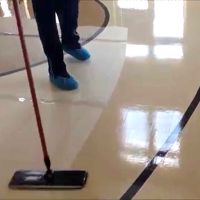 hard floor cleaning, care, and refinishing
